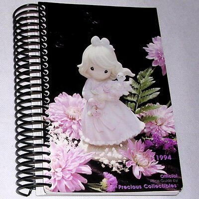 Precious Moments 1994 Official Collectibles Secondary Market Price Guide 12th Ed