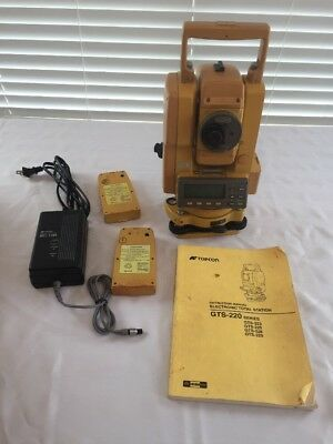 Topcon GTS-211D Total Station