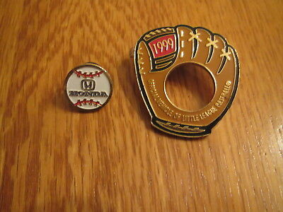 1999 Little League World Series Honda Sponsor Pin