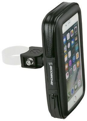 Scosche Industries BaseClamp Motorcycle Phone Holder Base Black PSM31000