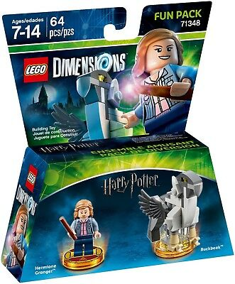 LEGO Dimensions - Hermione Granger Fun Pack (71348) - Jurassic Promo NOW ON!