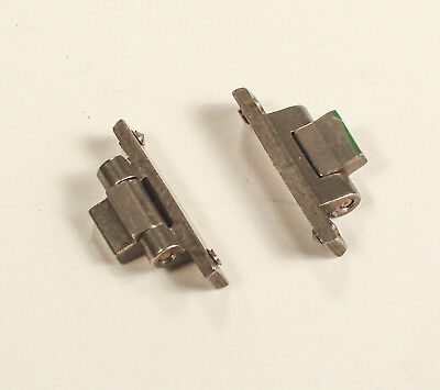 Mint pair of infinity stops for Graflex Pacemaker Speed or Crown Graphic camera