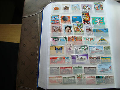 ASIE - 39 stamps canceled (all state) stamp