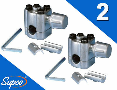 "Supco BPV31 BULLET® Piercing Valve 1/4"", 5/16 & 3/8"" O.D. (2 PACK)"