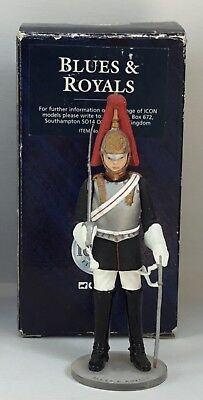 Corgi Icon Blues And Royals Household Cavalry Trooper