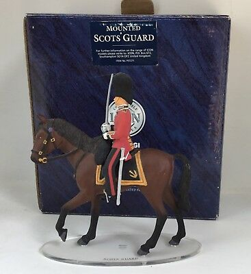 Corgi Icon Blues Mounted Scots Guards Officer