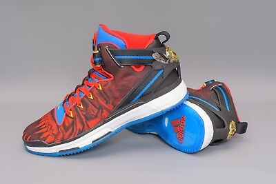 buy online a00f4 b17d1 Adidas F37127 Derrick D Rose 6 Boost Mens Basketball~SIZES UK - 9 to 12