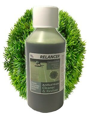 RELANCER Artificial Grass DISINFECTANT CONCENTRATED Cleaner 250ml