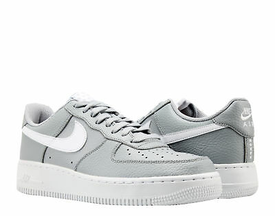 huge discount a53bd 16a72 Nike Air Force 1  07 Wolf Grey White Men s Basketball Shoes AA4083-013