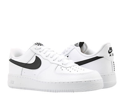 finest selection b8c10 fae02 Nike Air Force 1  07 White Black Men s Basketball Shoes AA4083-103
