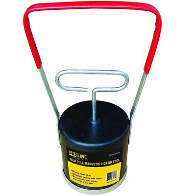 Magnetic Separator Gold Black Sand Pick-Up Tool Hand Held 16 lb Weight Capacity