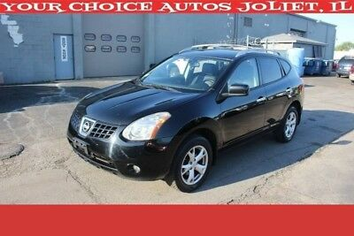 Rogue SL AWD 4dr Crossover 2010 Nissan Rogue SL AWD 4dr Crossover