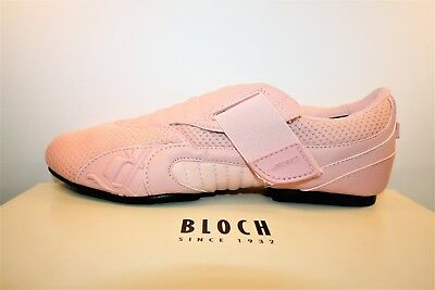 BLOCH SPEED FACTOR DANCING SNEAKERS PINK S0580L with BAG - FREE SHIPPING