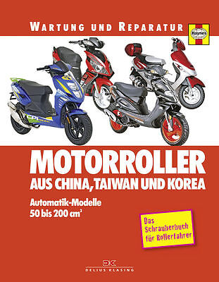 Reparaturhandbuch Kymco Super 8 50/125, ZX50, YUP 50, People 5 50/125/200