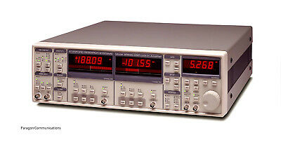 Stanford Research SR810 Lock-In Amplifier 1 MHz to 102.4kHz, 90 Day Warranty