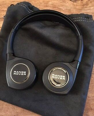 Range Rover Land Rover Bluetooth Wireless Tv DVD  Headphones EPLA-19C057-AC