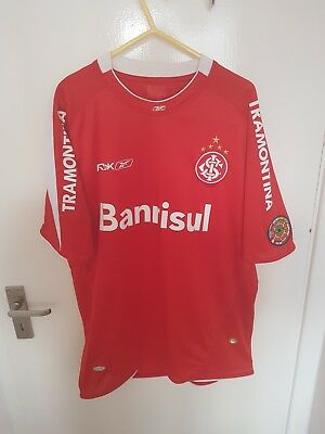 sc internacional football shirt M