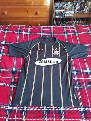 corinthians football shirt tevez Large ultra rare