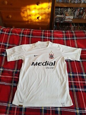 Corinthians football shirt Large
