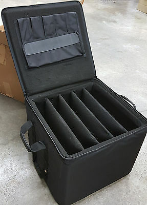 """20"""" x 20"""" Case designed ly for carrying handling electronics equipment"""
