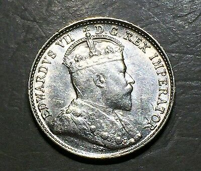 CANADA 1904 5 Cents    FREE SHIPPING   A245