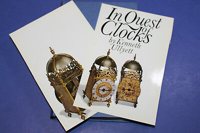 In Quest of Clocks by Ken Ully with Glossary of Terms, Notes on Care and Repair