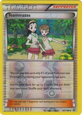 LOST THUNDER Pokemon Trainer  REVERSE HOLO 2X MIXED HERBS 184//214 NM//MINT