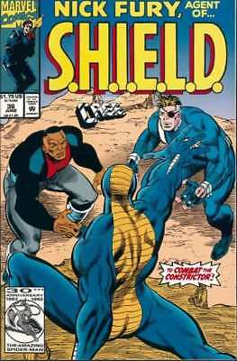 Nick Fury: Agent of SHIELD (1989 series) #36 in Near Mint + condition