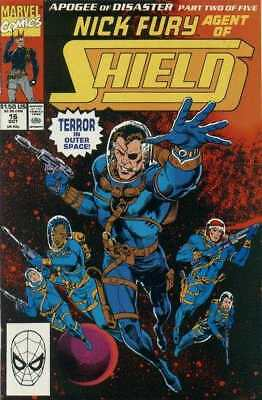 Nick Fury: Agent of SHIELD (1989 series) #16 in Near Mint condition
