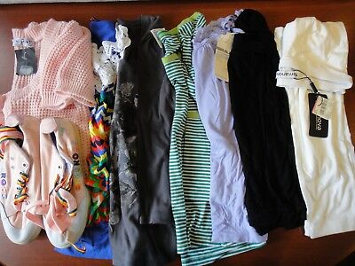 Bulk Lot Of Women's Clothing 16 X Items Size 10 & Uk 8 New + Pre-Owned