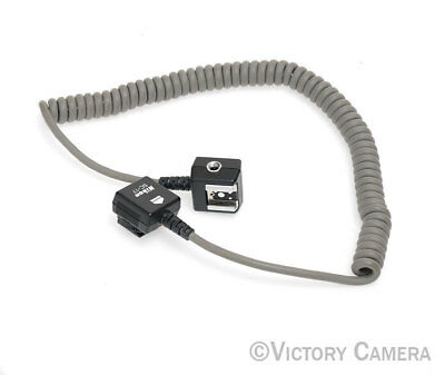 Genuine Nikon SC17 SC-17 Remote Speedlight Flash Cord (524-21)