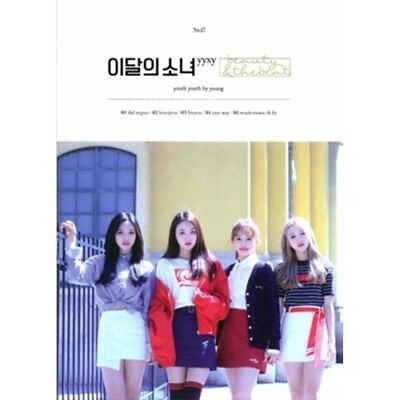 Monthly Girl Loona Unit yyxy-[Beauty&Thebeat] Single Normal CD+Booklet+PhotoCard