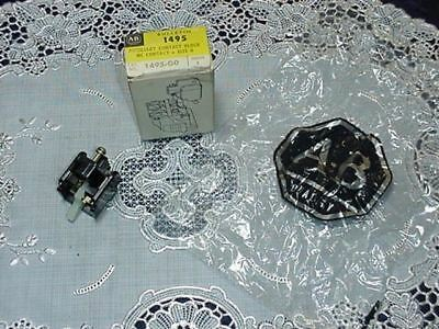 Allen Bradley 1495-G0 Auxiliary Contact Block NC Contact Size 0 Series L NEW!