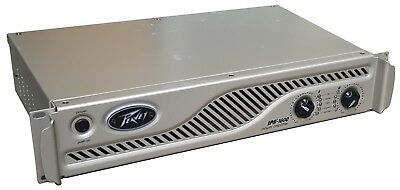 Peavey IPR-1600 Light Weight, Dual Channel, Power Amplifier with Crossovers