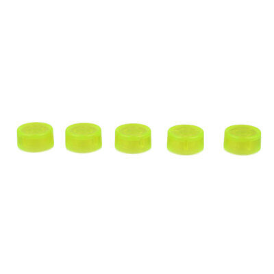 10PCS/Pack Electric Guitar Effect Pedal Foot Nail Cap Foot Switch Candy Color