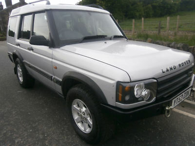 Land Rover Discovery Td5 GS  2003   One of the best available  Full history