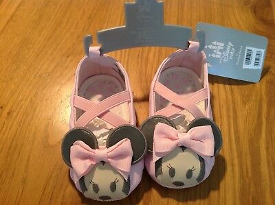 Disney Baby Minnie Mouse shoes