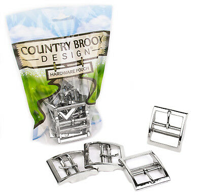 Country Brook Design® 1 1/2 Inch Tongue Buckle (10 Pack)