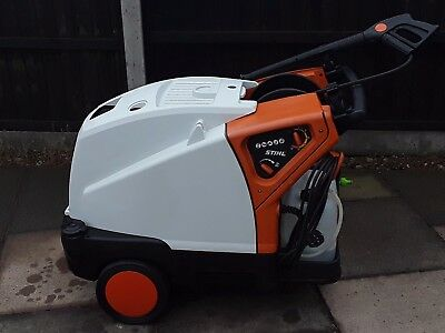 Stihl Re 551 Plus,  Hot Pressure Washer / Steam Cleaner Not Karcher, Works Great