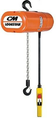 electric chain hoist 1 ton