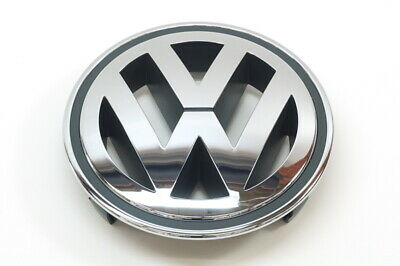 Volkswagen Passat B6 CC Tiguan Jetta Front Grill Badge Emblem 150mm Decal CHROME