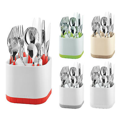 Guzzini My Kitchen Cutlery Drainer - Cutlery Washing Rack - Made in Italy