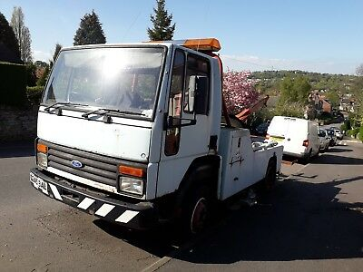Ford Cargo Recovery Classic Wrecker