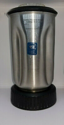 Waring - CAC37 - 32 oz Stainless Steel Container Assembly