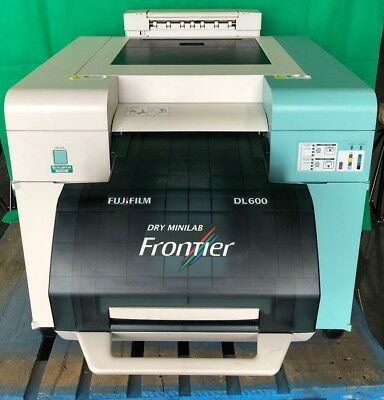 Fuji Frontier DL 600 Dry Minilab *90 day warranty** Crate Included