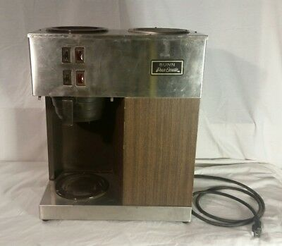 Bunn-O-Matic VPR Series Commercial Pour-omatic Coffee Brewer