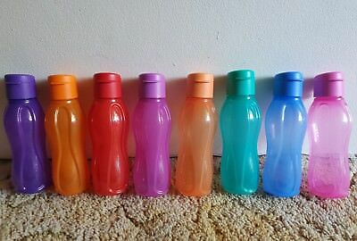Tupperware - Eco H2O On the Go 310ml x 1 Bottles (Water /Drink) New 2L 1L 500ml.
