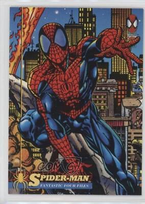 1994 Fleer Marvel Cards The Amazing #41 Spider-Man Non-Sports Card 2u3