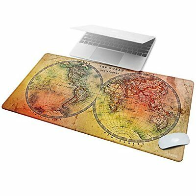 Desk Mouse Pad Extended XXL & Large Gaming Mat Protector Stickers 100x50cm