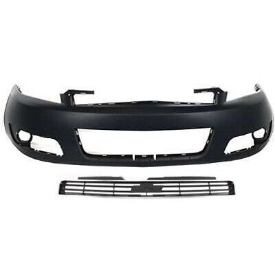 Bumper Cover Kit For 2000-2005 Chevrolet Impala Front Left 2pc with Fender